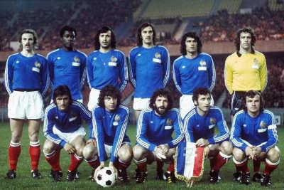 Équipe de France 1980