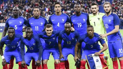 Équipe de France 2018