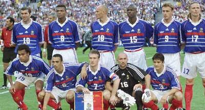 Équipe de France 1998