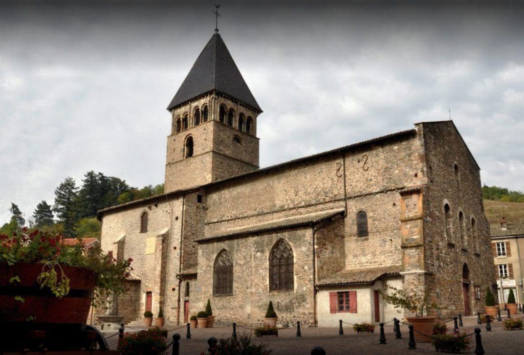 église Saint-Nicolas à Beaujeu