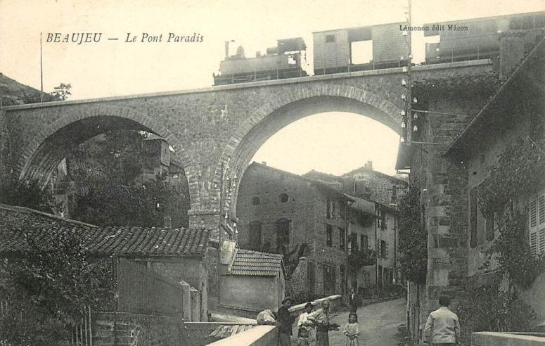 pont Beaujeu