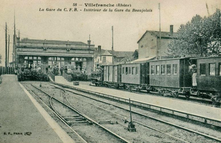 Gare de Villefranche-sur-Saone
