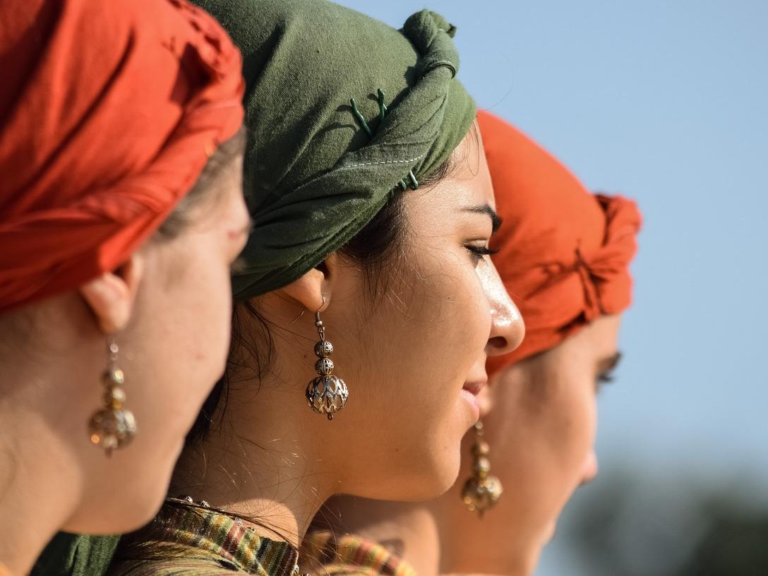 Boucles oreilles pour femmes